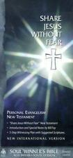Share Jesus Without Fear: Personal Evangelism New Testament / New International