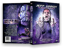 Official TNA Impact Wrestling Best of Jeff Hardy Volume 3 Humanomoly 2 Disc Set
