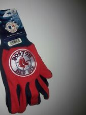 Boston Red Sox baseball embroidered decorative  UTILITY GLOVES MLB NEW one size