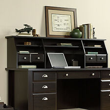 Organizer Hutch - Jamocha Wood - Shoal Creek Collection (408750)