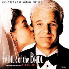 LE PERE DE LA MARIEE (FATHER OF THE BRIDE) MUSIQUE DE FILM - ALAN SILVESTRI (CD)