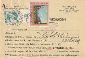 STORIA POSTALE  - Repubblica 1961 - AFFRANCATURA L. 500 Michelangiolesca