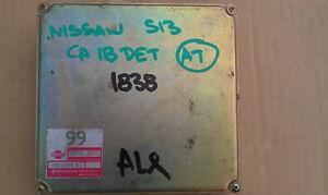 JDM NISSAN S13 180SX CA18DET A/T ECU 23710 36F11   #1858-AD