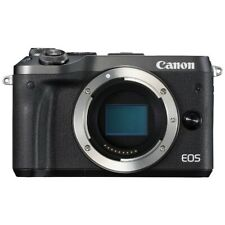 CANON EOS M6 Mirrorless Camera Body Only Black Japan Ver. New / FREE-SHIPPING