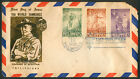 1959 Philippines 10th World Jamboree Lord Baden Powell First Day Cover A