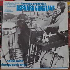 L'HOMME ORCHESTRE BERNARD CONSTANT SOLEIL SOLEIL  FRENCH SP