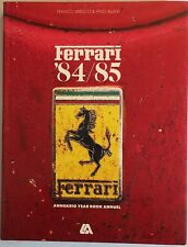 Ferrari Yearbook '84-85