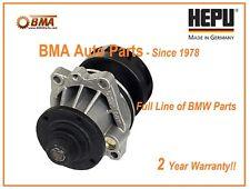 BMW E39 E46 X5 X3 E36 E34 323 325 330 525 X3 Z4 WATER PUMP HEPU FEO Quality P472