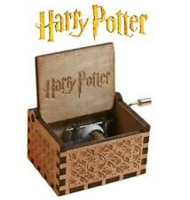 Harry Potter Antique Style Wooden Music Box 30