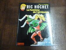 RIC HOCHET TOME 30 - LE FANTOME DE L ALCHIMISTE - TIBET DUCHATEAU