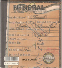 Arcade Fire Funeral CD Mint Rare Canadian Edition