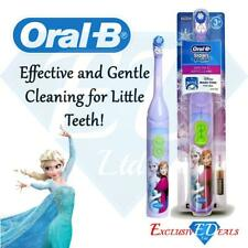 Oral B Frozen Toothbrush Battery Operated Effective Gentle Cleaning Battery Inc.