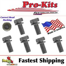 Fits Roadrunner Charger Dart Cuda Challenger OE Correct Crankshaft Pulley Bolts