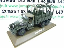 BL2H Atlas Ixo 1/43 Panzer WW2: GMC Cckw 353 Carro Attrezzi USA