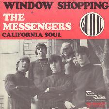 "MESSENGERS, THE – Window Shopping   (1967 RARE MOTOWN VINYL SINGLE 7"" HOLLAND)"