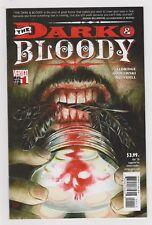 Veritgo Comics! The Dark and Bloody! Issue 1!