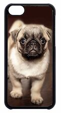 Cute Pug Puppy Dog Paws Pattern Design Hard Back Case Cover For Apple iPod 4 5 6