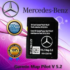 2015-2017 Mercedes-Benz SD Card GPS Navigation GLC E C-Class Garmin Map Pilot