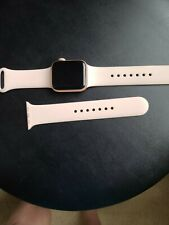 Apple Watch Gen 4 Series 4 40mm Gold Aluminum - Pink Sand Sport Band 3E061LL/A