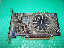 MSI ATI Radeon HD 5670 1GB DDR5,128bit, DVI, HDMI, DisplayPort Graphics Card