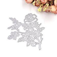 Blume Baum DIY Basteln Karte Stanzschablone Schneiden Prägen Scrapboking Zubehör