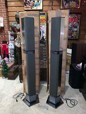 nice Bang And Olufsen Type 6603 Floor Twin penta Speakers Original Boxes b&o