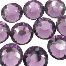 CLEARANCE! ss10 Light Amethyst Hot Fix DMC Crystal Rhinestones - 10 Gross