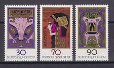 Postfrische Briefmarken aus Deutschland (ab 1945) mit Architektur-Motiv