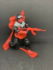Newest Black Major GI JOE COBRA 1986 Snow Serpent Replicant Awesome Lot Mint