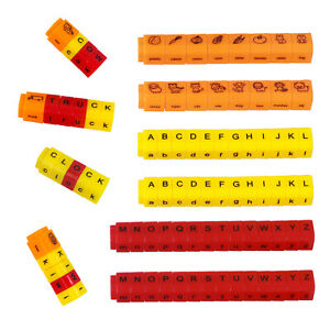 Create Sight Words with Alphabet Blocks Matching Letter Game