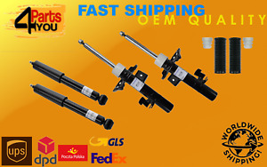4x  FRONT REAR Shock Absorbers DAMPERS FORD MONDEO IV Turnier SALOON 2006- MK4