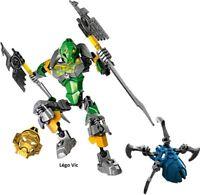 Lego 70784 Bionicle Lewa Master of Jungle complet de 2015 -C325