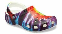 Crocs Unisex Classic Tie-Dye Graphic Clog