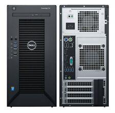 NEW Dell PowerEdge T30 Tower Server Intel Xeon E3-1225 v5 3.3GHz 8GB 1TB No OS
