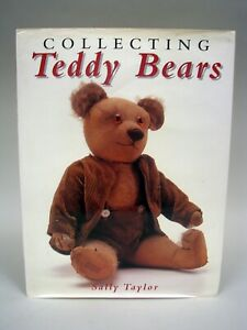 Book: Collecting Teddy Bears by Sally Taylor