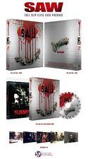 SAW (Blu-ray) / Fullslip Case 500 Copies Limited / Region ALL