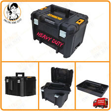 DEWALT Tool Storage Case Box Garage Car Truck Toolbox Tray Bin Cabinet Organizer