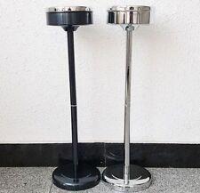 Smoking Stand AshTray in Office Cafe Balcony Veranda Terrace Black Color_Mu