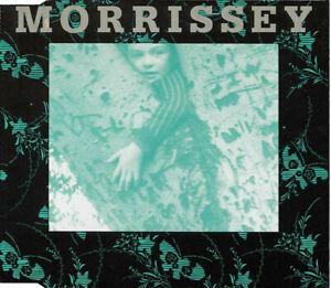 Morrissey, Last Of The Famous International Playboys, NEW Original UK CD single