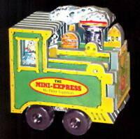 NEW The Mini-Express (Mini-Wheels Book) by Peter Lippman