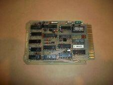 UNICO 100-677  Control Board