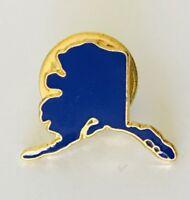Alaska United States Souvenir Pin Badge Vintage (C1)