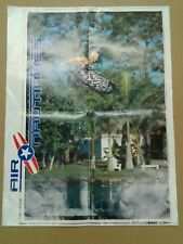 New listing Vintage wakeboard poster old school ski air nautique classic rare bluetourch