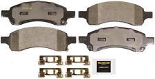 Disc Brake Pad Set-Total Solution Semi-Metallic Brake Pads Front Monroe DX1169