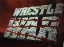 WCW WrestleWar 1992 & Halloween Havoc 1993 Prerecorded Video VHS Tape Wrestling