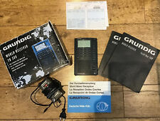 Grundig Yacht Boy 500 Italia YB500 World Receiver RADIO