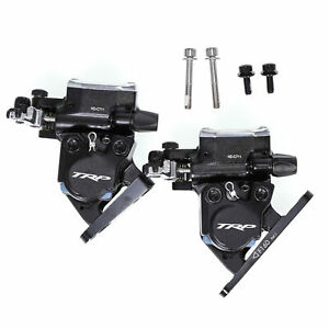 TRP HY/RD Road Hydraulic Flat Mount Disc Brake Caliper Front / Rear or Pair