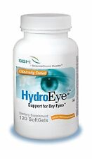 HydroEye Softgels - Dry Eye Relief - 120 Count Free Shipping