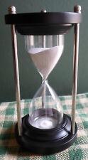 decorative hourglass timer sand