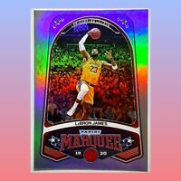 Lebron James 2019-20 Chronicles Basketball Marquee Holo #245 Los Angeles Lakers